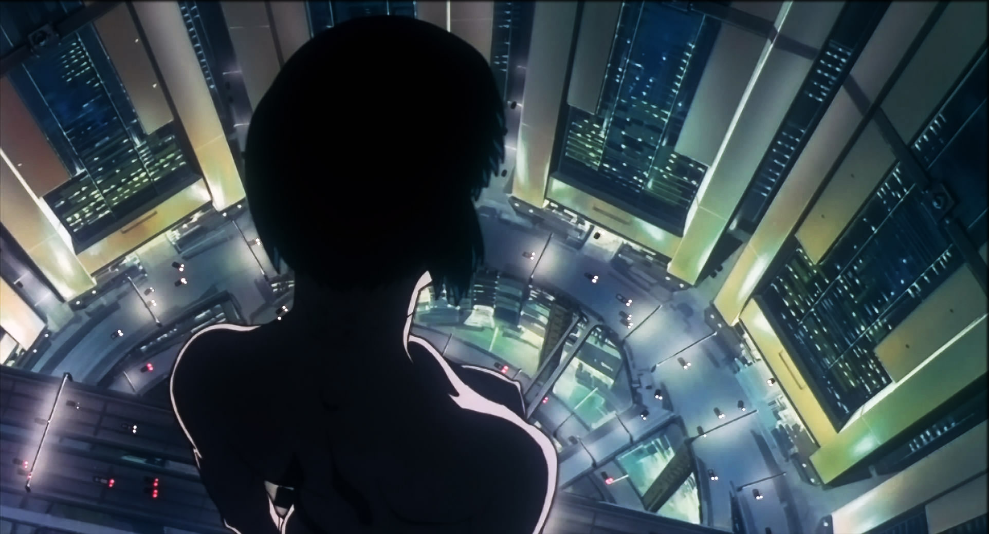 Ghost in the Shell (1995), image Production I.G