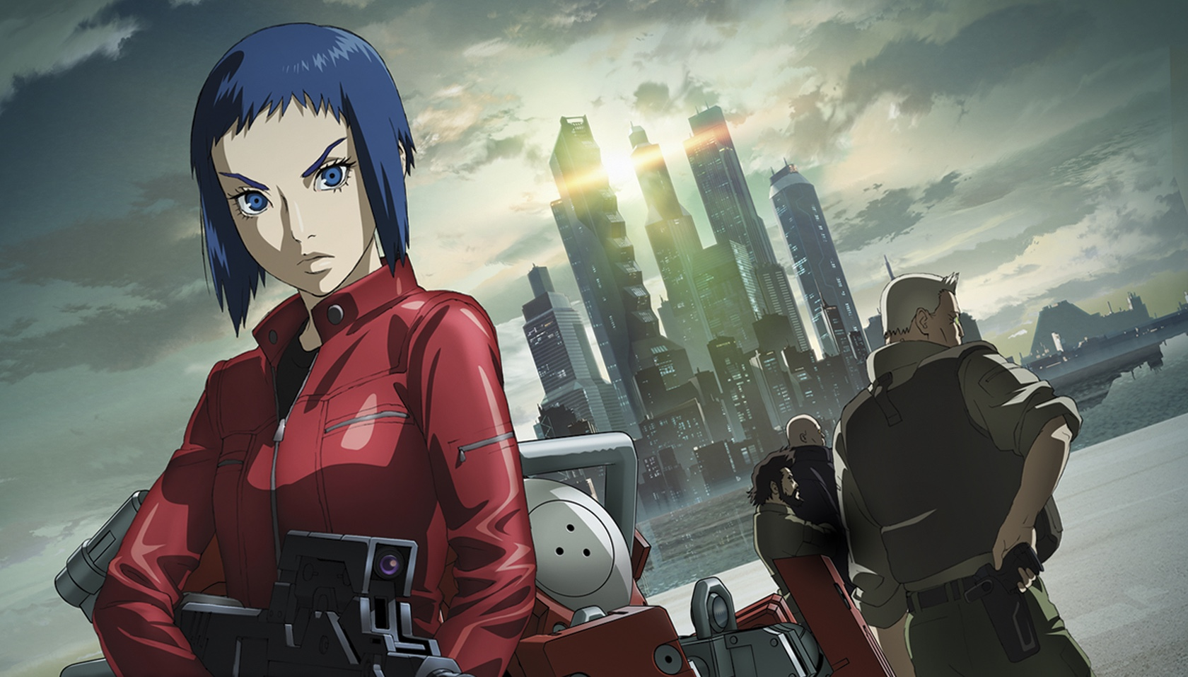 Ghost in the Shell: Arise, image Production I.G