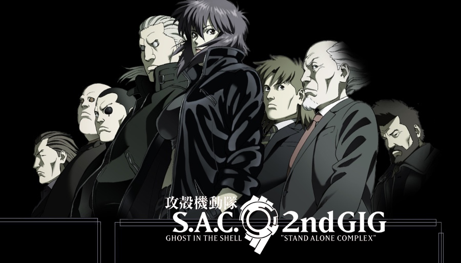 Ghost in the Shell: S.A.C. 2nd GIG, image Production I.G