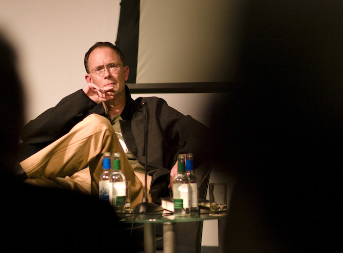 William Gibson, photo Jon Lim, BY-NC-ND 2.0