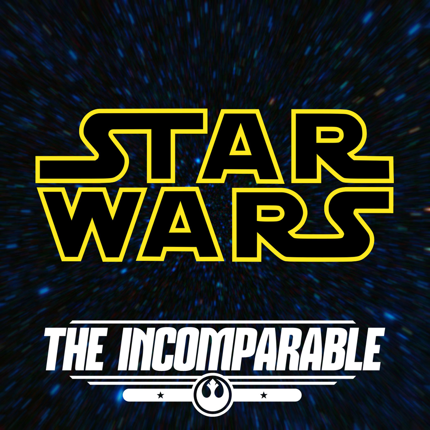 Logo Star Wars/The Incomparable, image The Incomparable
