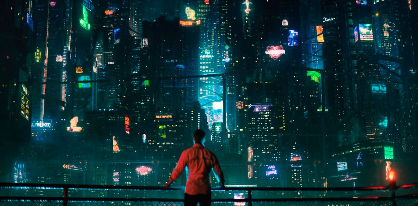 « Altered Carbon » (2018)