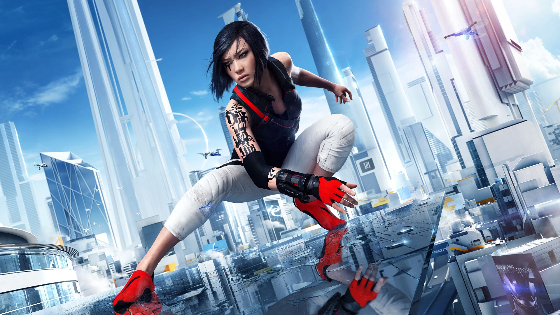 « Mirror's Edge Catalyst » (2016)